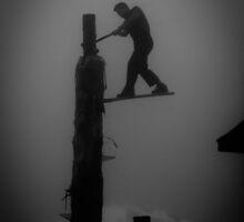 Lumber Jack by James Dobbin