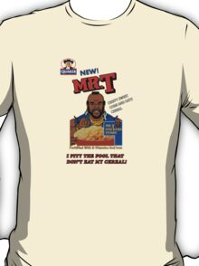 Mr. T - Cereal - T Shirt T-Shirt