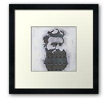 Ned Kelly  Framed Print