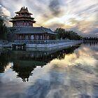 Forbidden City Sunset by Svisho