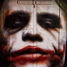 The Joker - Melbourne Victoria by Graeme Buckland