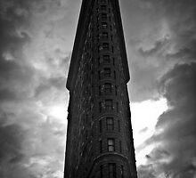 Fuller FlatIron Building Fifth Avenue in Manhattan by DavidONeill
