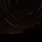 City startrail.. by Joel  Brady