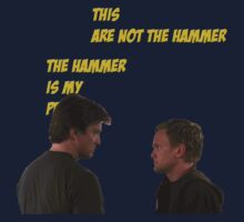 This - are not the hammer by eleanor89