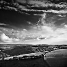 View over Exmoor by Dorit