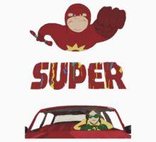 SUPER  by Ben Robins