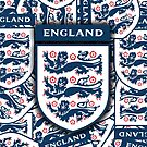 England football insignia badge by ALIANATOR
