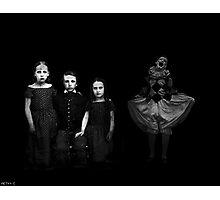 the illusion of innocence Photographic Print
