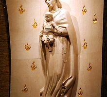 Our Lady of the Rosary by WalnutHill