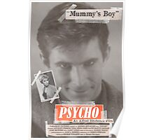 Psycho Tabloid Poster