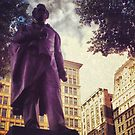 Statue of Lincoln - Union Square Park, New York City by SylviaS