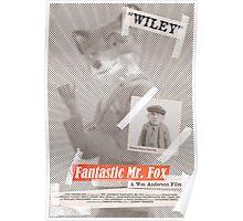 Fantastic Mr. Fox Tabloid Poster