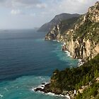 Amalfi Coastline  by Michelle Lia