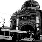 Trams of Melbourne by dher5
