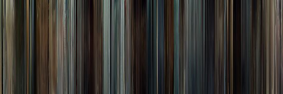 Moviebarcode: Taken (2008) by moviebarcode