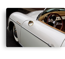 '58 Speedster Canvas Print