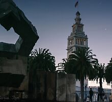 Ferry Building II by Maria Tan