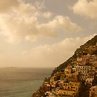 Amalfi Coast by Michelle Lia
