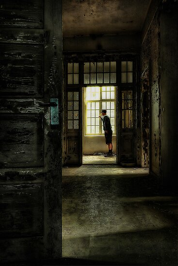 The Asylum Project Part III - Looking out at the world by Erik Brede