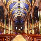 Ottawa Notre-Dame Basilica, Ontario by Yannik Hay