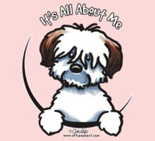 Tricolor Coton de Tulear :: It's All About Me Kids Clothes