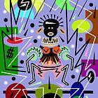 abstract urban 14 by dar geloni