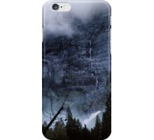 Avalanche Creek, Glacier N.P., Montana iPhone Case/Skin