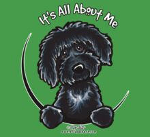 Black Labradoodle :: It's All About Me Kids Clothes