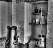 Ye Olde Kitchen by David J Knight