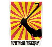 Free Man Poster