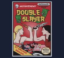 Double Slayer by beheadedbody