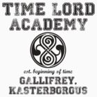 Time Lord Academy by checkmyshoe123