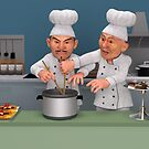 Too Many Cooks 3 - You're Doing It Wrong! by Liam Liberty