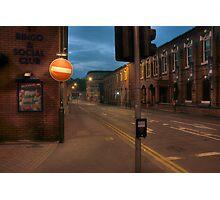 Dixon Street, Kidderminster Photographic Print