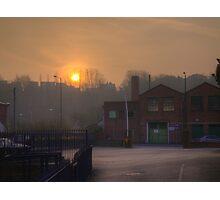 Green Street, Kidderminster Photographic Print