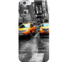 Yellow Taxi iPhone Case/Skin