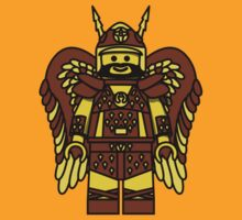 Lego Minifig - Hawkman, Flash Gordon by benthos