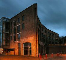Piano building, Kidderminster by Alex Drozd
