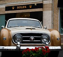 1953 Nash Healey by dlhedberg