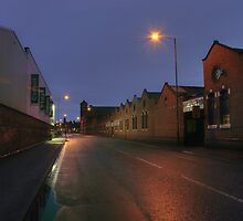 New Road, Kidderminster by Alex Drozd