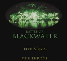 Game of Thrones - Battle of Blackwater by WarnerStudio