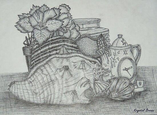 Inert Things by krysbrown