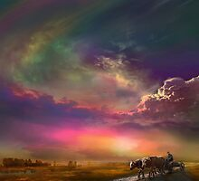 Home Ride by Igor Zenin