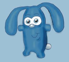 Blue Bunny by Rajee