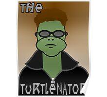 The Turtlenator Poster