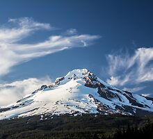 Mt. Hood  by Cynthia Broomfield