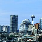 Seattle Washington by Tori Snow