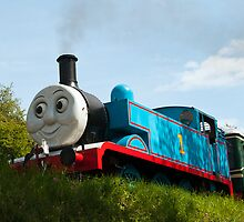 Thomas the Tank Engine by Steve  Liptrot