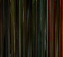 Moviebarcode: 2046 (2004) by moviebarcode