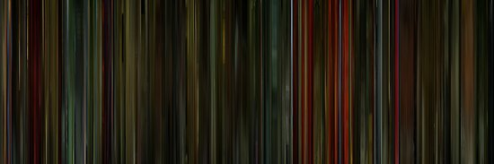 Moviebarcode: 2046 (2004) by moviebarcode